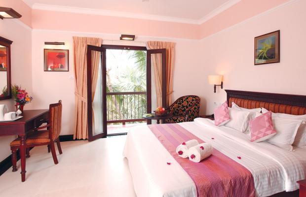 фотографии отеля Grand Thekkady Hotel изображение №19