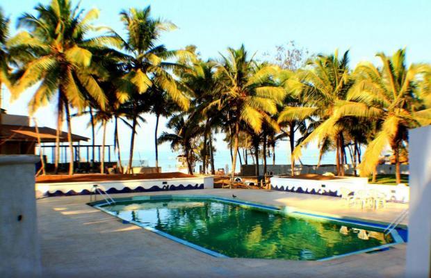 фотографии отеля Calangute Residency изображение №11