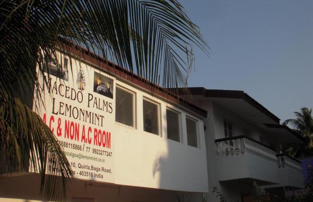 фотографии отеля Sugar Plum Baga (ex. Macedo Palms Lemonmint) изображение №3
