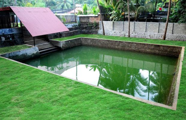 фотографии отеля Kunnathur Mana Ayurvda Heritage Resort изображение №15