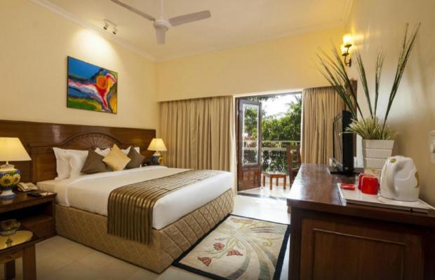 фотографии отеля Radisson Goa Candolim (ex. Victor Exotica Beach Resort) изображение №19