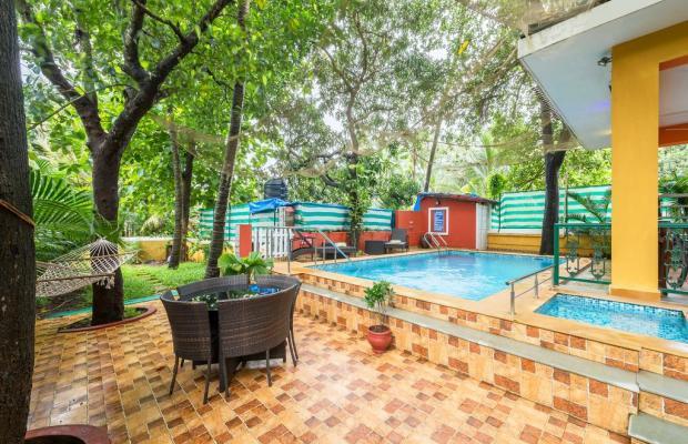 фотографии отеля Treebo Vila de Goa изображение №43