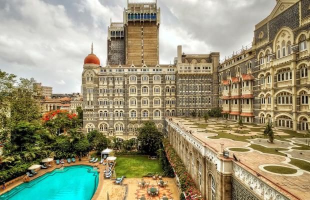 фото отеля Taj Mahal Palace изображение №37