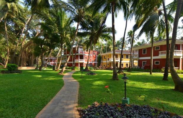 фото отеля Bambolim Beach Resort изображение №41