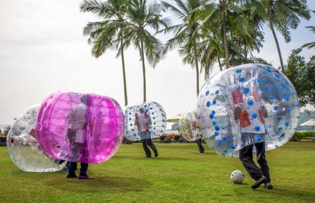фотографии отеля Grand Hyatt Goa изображение №27