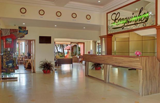 фотографии отеля Longuinhos Beach Resort изображение №19