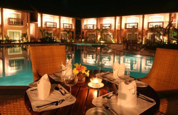 фото отеля The Golden Crown Colva (ex. The Golden Palms Colva; Pearls Oceanique; Oceanic Resort) изображение №13
