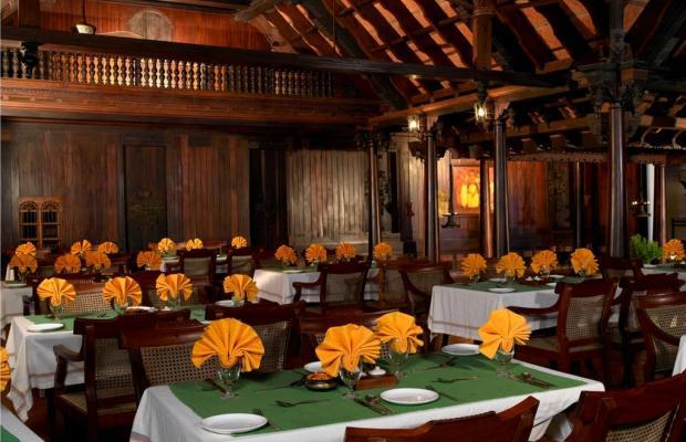 фотографии отеля Kumarakom Lake Resort изображение №19