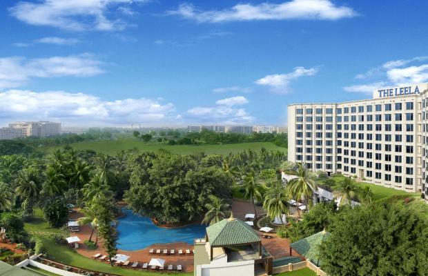 фото отеля The Leela Mumbai изображение №1