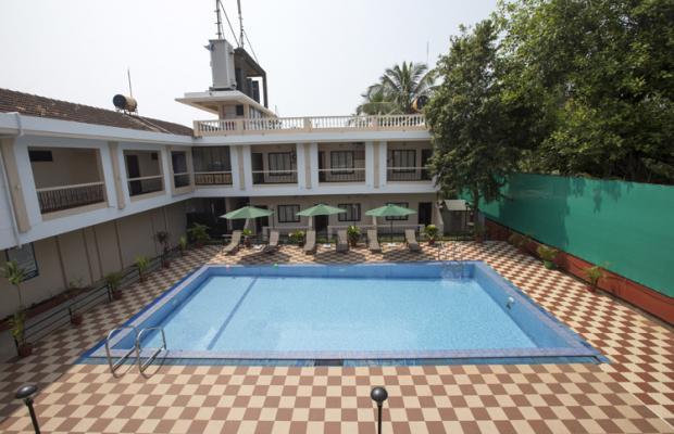 фотографии отеля White Orchid Resort (ex. Candolim Villa) изображение №3
