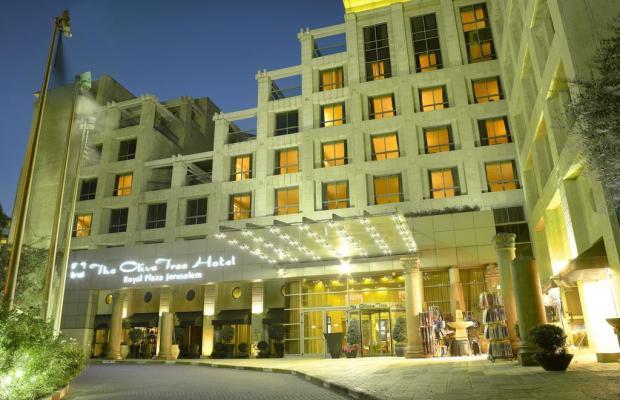 фотографии Olive Tree Hotel Royal Plaza Jerusalem изображение №16