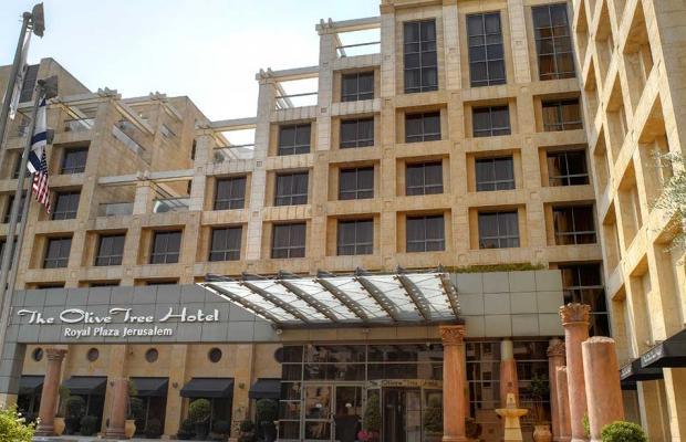 фотографии отеля Olive Tree Hotel Royal Plaza Jerusalem изображение №3