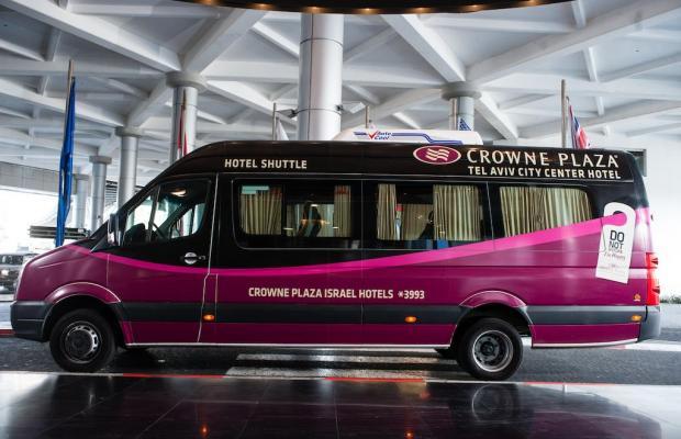 фотографии отеля Crowne Plaza City Center изображение №19