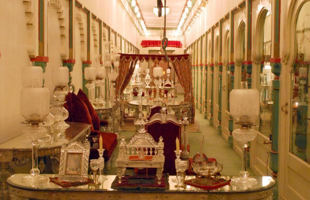 фотографии отеля Feteh Prakash Palace изображение №3