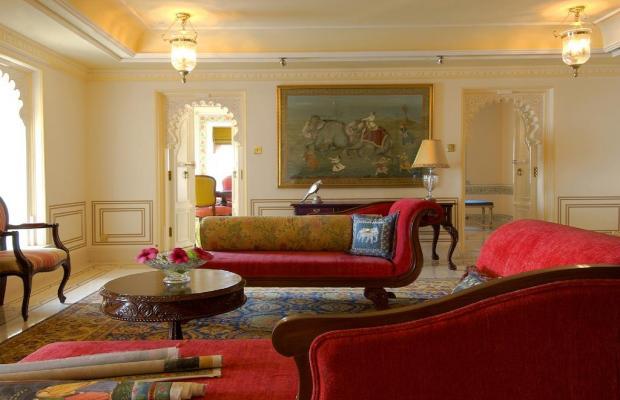 фотографии Taj Lake Palace изображение №24