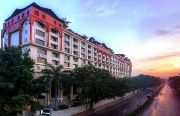фотографии отеля Sheraton Grand Pune Bund Garden Hotel (ех. Le Meridien Pune) изображение №23