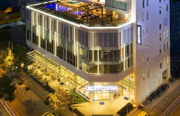 фотографии отеля Liberty Central Nha Trang Hotel изображение №11