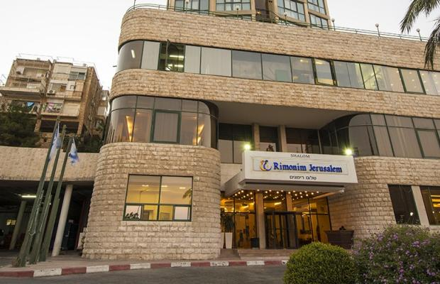 фотографии отеля Jerusalem Rimonim (ex. The Shalom) изображение №3