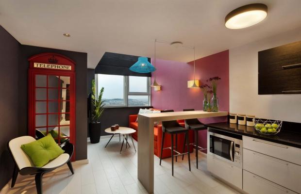 фото 21st Floor 360 Suitop Hotel изображение №14