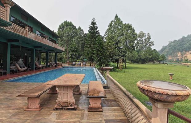 фотографии отеля Corbett Riverside Resort изображение №11
