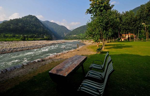 фото отеля Corbett Ramganga Resort изображение №13