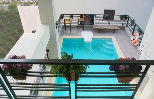 фото Pavillon Garden Hotel & Spa изображение №10