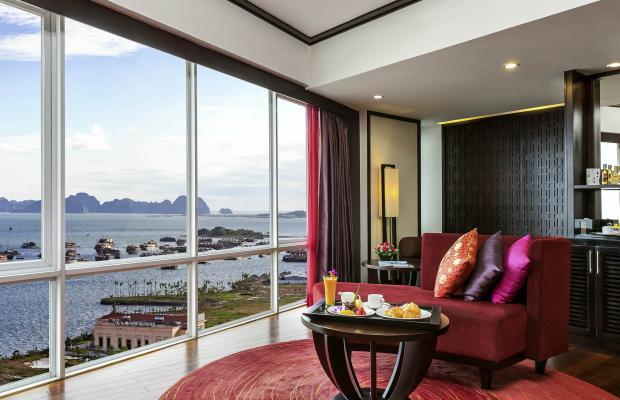 фотографии отеля Novotel Halong Bay изображение №35