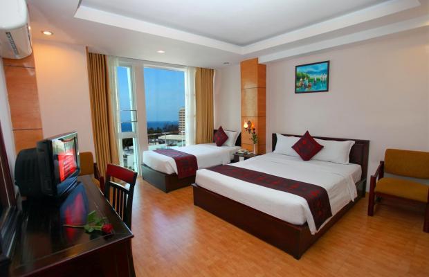 фотографии отеля Kim Hoang Long Hotel изображение №7