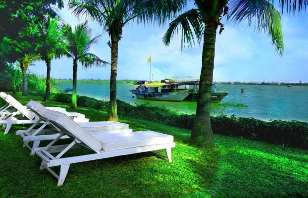 фотографии отеля Vinh Hung Riverside Resort & Spa изображение №39