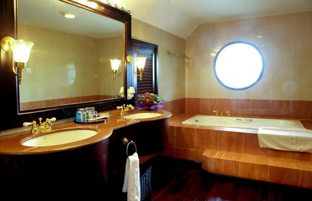 фотографии отеля Thanh Thuy Blue Water Hotel (ex. Empress Dalat) изображение №7