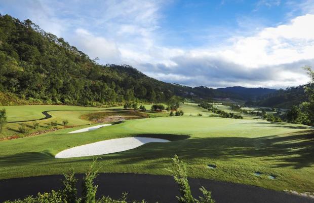 фотографии отеля Sacom Golf Club Hotel изображение №7