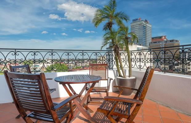 фото отеля Hanoi E Central (ex. Hanoi Elegance Emerald) изображение №17