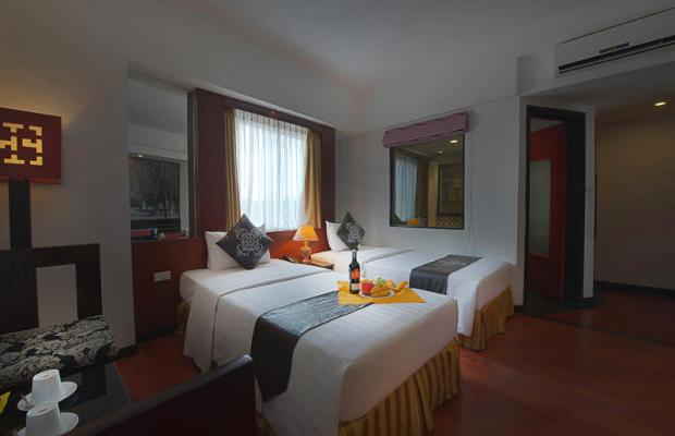 фото Sapa Golden Terrace Hotel изображение №2