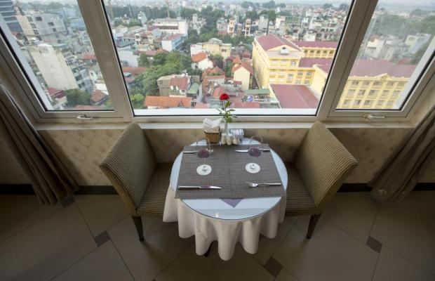 фото отеля Adamas Hanoi Hotel (ех. Demantoid 2 Hotel; Platinum 2) изображение №21