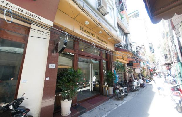 фото отеля Hanoi Elegance Ruby изображение №1