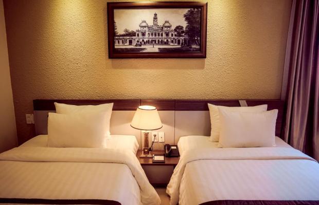 фото Ambassador Saigon Hotel (ех. Family Inn Saigon) изображение №22