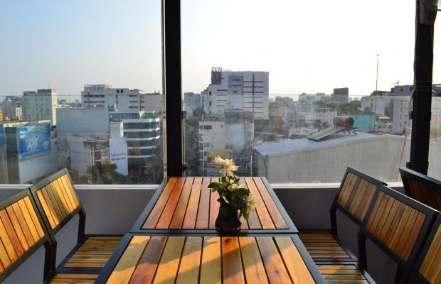 фото отеля Tulips Hotel Saigon изображение №9