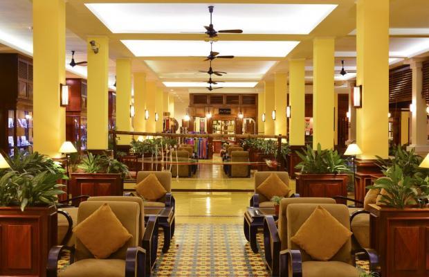 фотографии отеля Victoria Can Tho Resort изображение №15