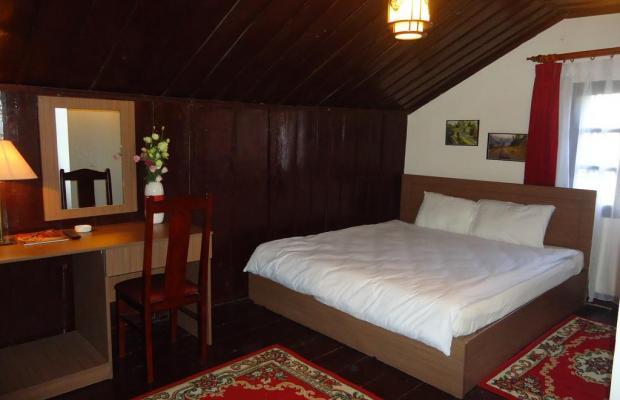 фото отеля Dalat Train Villa изображение №13