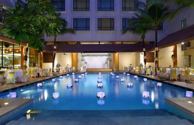 фото отеля Parkroyal Saigon (ex. Novotel Garden Plaza Saigon) изображение №17