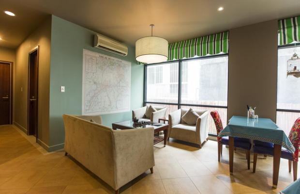 фотографии отеля Saigon View Residences изображение №27