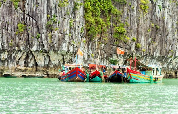 фотографии отеля Halong 2 изображение №3
