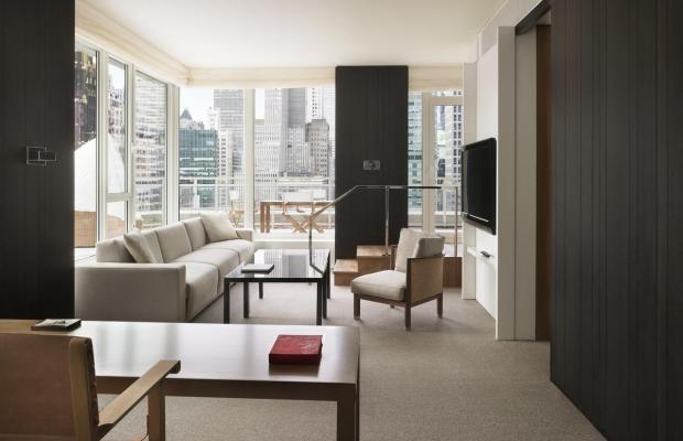 фотографии отеля Andaz 5th Avenue - a concept by Hyatt изображение №35