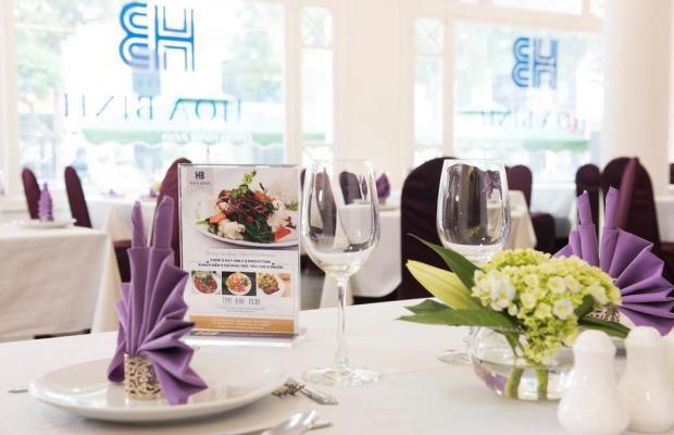 фотографии отеля Hoa Binh  изображение №23