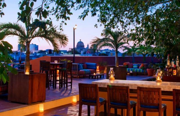фотографии отеля Hacienda Puerta Campeche изображение №23