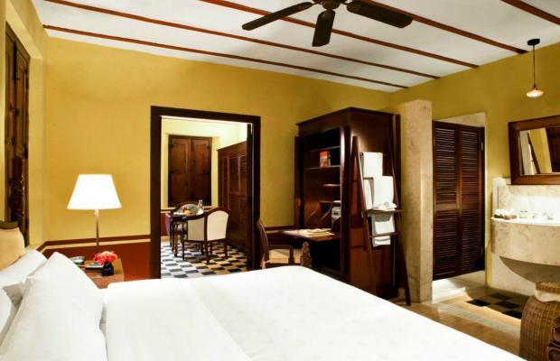 фотографии отеля Hacienda Puerta Campeche изображение №15
