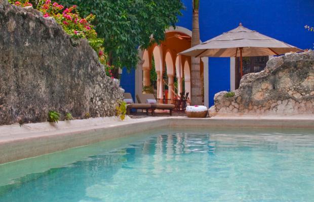 фотографии отеля Hacienda San Jose изображение №7