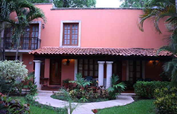 фотографии отеля Hacienda San Miguel Hotel & Suites изображение №23