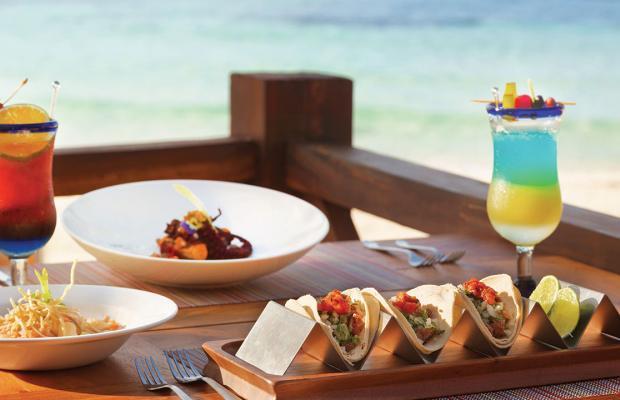 фото Hyatt Ziva Cancun (ex. Dreams Cancun; Camino Real Cancun) изображение №122