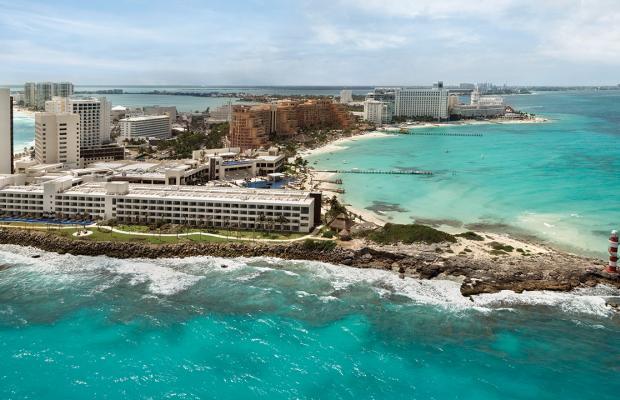 фото отеля Hyatt Ziva Cancun (ex. Dreams Cancun; Camino Real Cancun) изображение №53